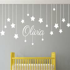 awesome baby name wall art house interiors personalized vintage floral letters personalised and girl canvas customized on canvas wall art baby names with new baby name wall art home design ideas custom stars and moon