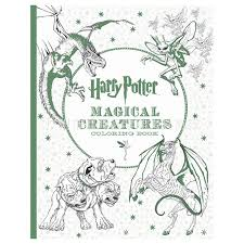 Contemporary Ideas Adult Harry Potter Coloring Book Harry Potter