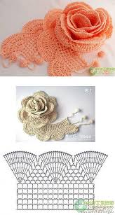 Thread Crochet Patterns Unique Thread Crochet Rose C48 Crochet Designs
