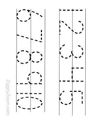 Printable Numbers Tracing Worksheet for Preschool | Printable ...