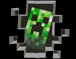 Minecraft Creeper Icon (Page 1) - Line ...