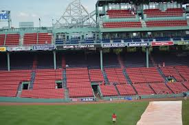 best seats at fenway park boston red