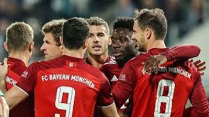 Bundesliga: Dezimierter FC Bayern lässt Aufsteiger Greuther Fürth keine  Chance - Eurosport