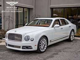 bentley mulsanne white. 2017 bentley mulsanne mulliner driving specificationhc002708 white b