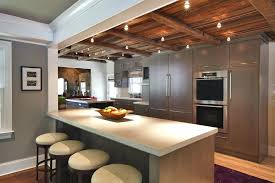 track lighting for kitchen ceiling book cases with vaulted ceilings design