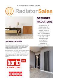 Designer Warmth Radiators Radiator Sales Designer Radiator Ranges Page 1 Created