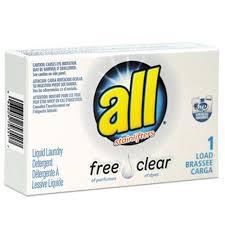 Laundry Detergent Vending Machines Magnificent All Free Clear HE Liquid Laundry Detergent VEN48