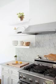 half height kitchen backsplash