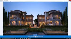 3ds Max Exterior Rendering Mental Ray