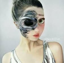 tacular alien eye horror makeup