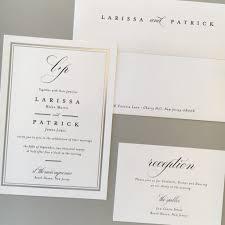 Wedding Invitatiins Wedding Invitations Custom Letterpress And Other Fine Stationery In