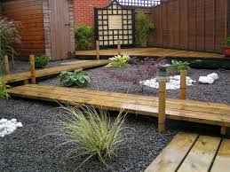 Small Picture Wonderful Brown Wood Modern Design Garden Japanese Wooden Deck
