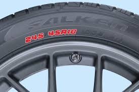How To Read Tire Sizes It Still Runs