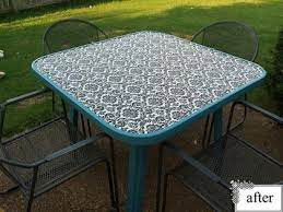 before and after patio furniture