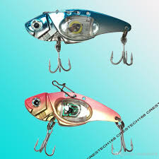 Lighted Jig Heads 2019 Dr Fish Fishing Lures Kit Led Lighted Bait Flasher Saltwater Freshwater Bass Halibut Walleye Lures Attractant Offshore Deep Sea Dropping From