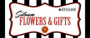 siloam springs flower logo