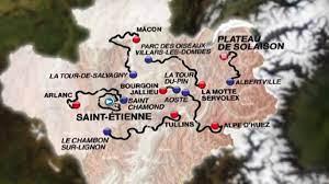 Giro del Delfinato 2017: tappe e percorso