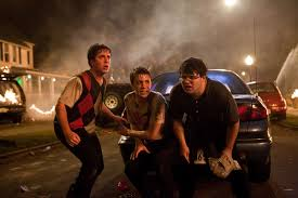 project x reminded me of the jack chicanery in which they all try and outdo each other with something bigger and dumber