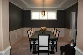 Paint Colors For Living Rooms With Dark Trim Home Decorate - Dining room paint colors dark wood trim
