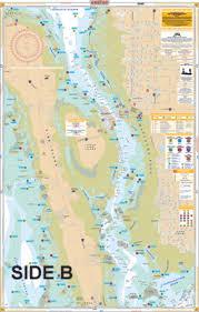 Pine Island Sound Chart Pine Island Sound Matlacha Nautical Chart