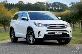 2018 toyota kluger. wonderful 2018 the allwheel drive kluger driven here offered hill descent assist  start assist and a lockable differential u2013 though in reality the extent of  for 2018 toyota kluger