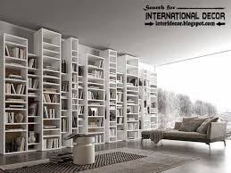 Bookcase Design Ideas top modern home library design organizing ideas furniture multi level shelves and bookcase