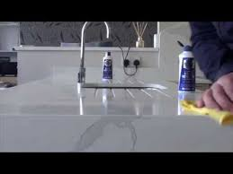 cleaning quartz worktops calacutta removing stains