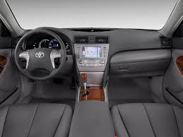 Image: 2010 Toyota Camry Hybrid 4-door Sedan (Natl) Dashboard ...