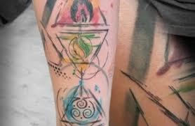 Freehand Tetování Marťa Tattoo Studio