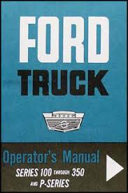 1963 ford f 100 thru f 750 truck wiring diagram manual reprint 1961 1963 Ford F 100 Wiring Diagram 1963 ford f100 250 350 pickup owner's manual reprint 1963 Ford Falcon Wiring-Diagram