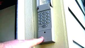 keypad garage door opener er garage door opener keypad er garage door keypad garage door opener