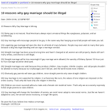 the friday shirk report volume twistedsifter reverse psychology 10 reasons why gay marriage should be illegal