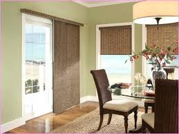 window covering options for sliding glass doors bamboo window shades for sliding glass doors