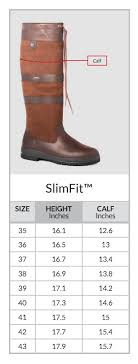 Walnut Shoes Size Chart Galway Walnut Country Boots Dubarry Usa