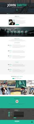 Online Cv Wordpress Theme 51241
