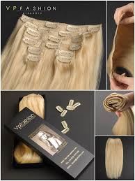 white blonde diy dye indian remy clip in d613a