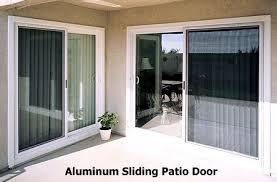 double glass panel aluminium sliding door sliding patio door