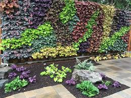 living wall planters for in