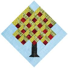 Quiltmaker's 100 Blocks Vol. 7, Apple Tree by June Dudley | QUILTS ... & 7, Apple Tree by June Dudley Adamdwight.com
