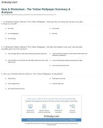 best yellow summary ideas the yellow quiz worksheet the yellow summary analysis study com