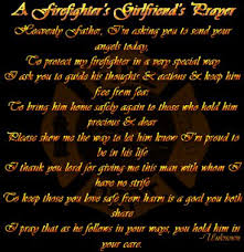 my boyfriend a firefighter quote | My Life as a EMT Girlfriend ... via Relatably.com