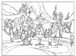 Coloring Pages Grinch Free New Betterfor