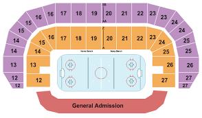 Ottawa 67 Seating Chart Ottawa 67s Vs Barrie Colts Tickets Sat Dec 14 2019 2 00