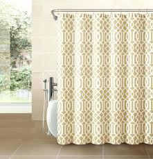 Brown And Gold Shower Curtains Gold Glitter Shower Curtain By Red