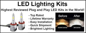 Headlight Experts Led Lighting Kits