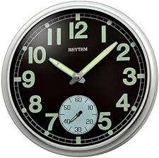 <b>Настенные часы Rhythm CMG774BR19</b>. Купить выгодно ...