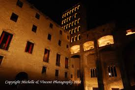 Rei Night Light Placa Del Rei At Night Michelle Vincent Photography
