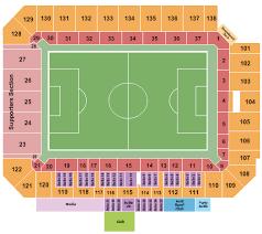 Exploria Stadium Seating Chart Orlando