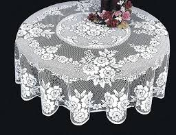 round lace tablecloth round lace tablecloths rose round tablecloth heritage lace romantic vinyl lace tablecloth rectangle