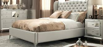 hollywood swank bedroom set. Delighful Hollywood Furniture Logo Loft 4 Queen Bedroom Set Michael Amini Bed Hollywood Swank In F